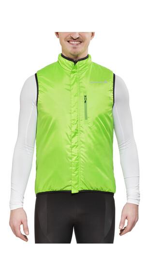 Endura Urban FlipJak Kamizelka rowerowa zielony/czarny